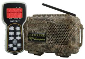 Foxpro Scorpion Digital Game Call w/TX200 Remote Control/LCD - XIAMOBU