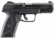 Ruger 3810 Security 9 9mm 15+1 Black Polymer