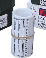 MTM Adhesive Paper Ammo Identification Labels - LLS