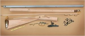 "Traditions KRC52206 Kentucky Rifle Kit Percussion 50cal 33.5"" Unfinished"
