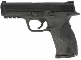 "S&W M&P9 17+1 9mm 4.25"" NO THUMB SAFETY W/CRIMSON TRACE"