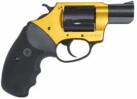 "Charter Arms 53890 Goldfinger 5RD 38SP +P 2"" - 53890"