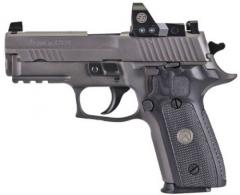 "Sig Sauer P229 Legion with Romeo1 Single/Double 9mm Luger 3.9"" 15+1"