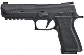 "Sig Sauer 320X59BAS10 P320 X-Series Double 9mm Luger 5"" 10+1"