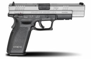 "Springfield XD9666SP XD Tactical 10+1 45ACP 5"" Thumb Safety - XD9666SP"