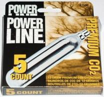 Daisy 5 Count 12 Gram CO2 Cylinders - 7580