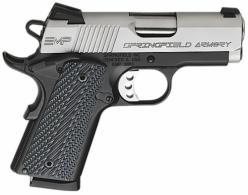 "Springfield PI9241LP 1911 EMP 8+1 40S&W 3"" Package - PI9241LP"