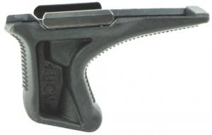 Bravo KAG1913BLK BCMGunfighter Forend Kinesthetic Angled Grip Grooved Polymer B - KAG-1913-BLK