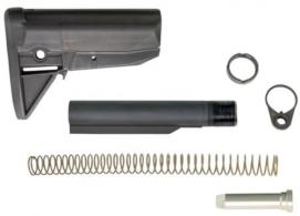 Bravo GFSKMOD0BLK BMC Gunfighter AR-15 Stock Kit Polymer Black - GFSKMOD0BLK