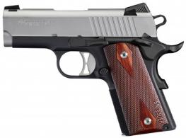 Sig Sauer 1911 Ultra Compact MA-Compliant 9mm 8+1 - 1911UTM9TSS