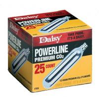 Daisy 25 Count CO2 Cylinders - 7025