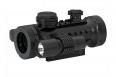 BSA Stealth Series Tactical Red Dot Scope w/Laser & Light