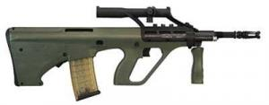 "MSAR 10 + 1 Olive Drab Synthetic 223 Rem./16"" Barrel/1.5x Op - 2003RH16"
