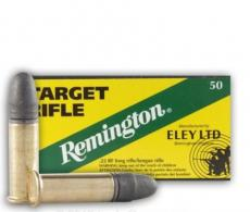 Remington .22 LR  40 Lead Round Nose