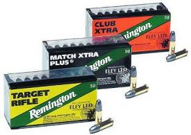 Remington 22 Long Rifle 40 Grain Lead Round Nose