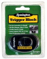 Remington Trigger Block Lock w/Remington Logo - 18491