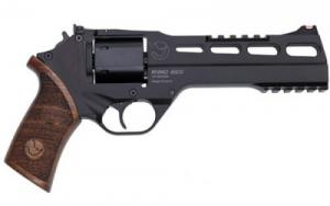 "Chiappa Firearms 340221 Rhino 60DS Single/Double Action .357 MAG 6"" 6 Walnut Black - 340221"