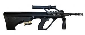 "MSAR 10 + 1 Black Synthetic 223 Rem./20"" Black Barrel w/Comp - 2001RH20C"