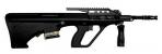 "MSAR 10 + 1 Black Synthetic 223 Rem./16"" Barrel/Picatinny Ra - 2001RRH16"