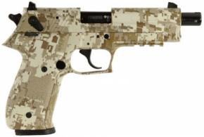 Sig Sauer 10 1 Round 22 Long Rifle w Digital Desert Camo A