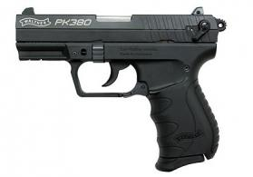 Walther 380 ACP 3 6 Barrel Black Finish 8 1 Capacity