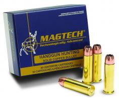 Magtech 38 Special +P 125 Grain Jacketed Hollow Point