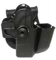 ITAC Defense Paddle Holster w/Mag Pouch For Glock 9MM/40S&W - ITACGK3