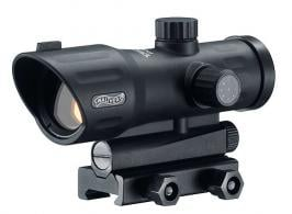 Umarex Walther PS55 Red Dot Scope Red Duplex Reticle - 2300580