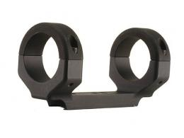 "DNZ Products 1"" High Matte Black Base/Rings/H&R - 11003"
