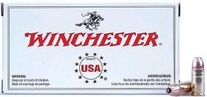 Winchester 38 Special 130 Grain Full Metal Jacket