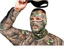 Primos Realtree APG HD 3/4 Stretch Fit Face Mask - 6737