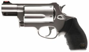 "Taurus 45/410PD Stainless Steel  Public Defender 5RD 2.5"" - 2441039TC"