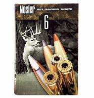 Nosler Reloading Guide No. 6 - 50006