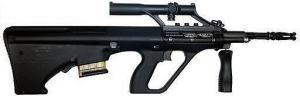"MSAR STG 556 223 Rem 10 + 1 w/16"" Barrel/Picatinny Rail - 2001RLH16"