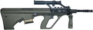 "MSAR 10 + 1 556 223 Rem. w/16"" Barrel/Picatinny Rail - 2003RLH16"