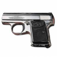 Precision Small Arms 6 + 1 Round 25 ACP w/Nickel Finish - GR4003