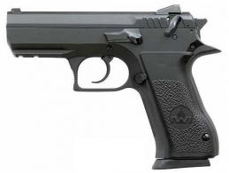 "Jericho 12 + 1 Round Black Steel 40 S&W w/4.41"" Barrel - JGR2077"