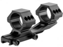 "Barska AW11768 Scope Mount Picatinny/Weaver Mount 30mm Dia 1"" Black - AW11768"