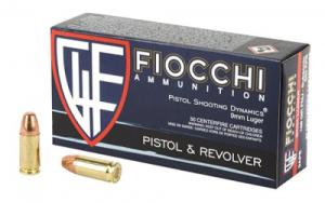 Fiocchi 9MM 158 Grain Full Metal Jacket Subsonic