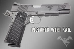 Double Star Stripped & Forged Frame for 1911 Pistol