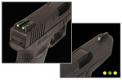 Truglo TG131MPTY TFO Fiber Optic Smith & Wesson M&P Green Fr
