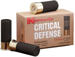 "Hornady 86240 Buck Shot Shotgun 12 ga 2.75"" 00 Buck Shot"