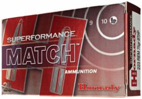 Hornady Match 308 Winchester (7.62 NATO) Boat Tail Hollow Po - 8077