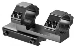 "Barska Scope Cantileve Dual Ring Mount 3/8"" Dovetail 22 Grooved Rcvr 1"" Dia Standard Alum Black Matte - AW11730"