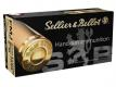 Sellier & Bellot 9mm 115 Grain FMJ SB9A 50 rnd/box - SB9A