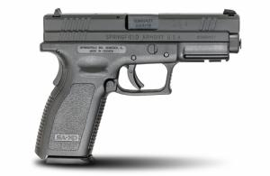 "Springfield XD9101 XD Service 10+1 9mm 4"" Essential"