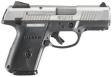 Ruger 9MM Compact 3.5 BLK/SS 3316 - 3316
