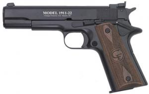 "Chiappa 1911/22 .22 LR  5"" 10+1 Wood Grip Ma - 191122TGT"