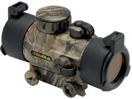 Truglo TG8030A Red Dot 1x 30mm Obj Unlimited Eye Relief 5 MO