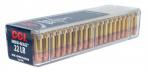 CCI 22 Long Rifle Mini Mag 40 Grain Round Nose